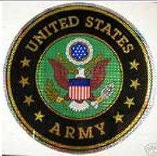 U.S.ARMY DECAL LARGE