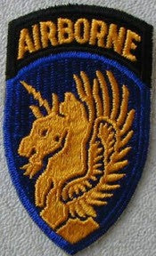 13TH AIRBORNE PATCH