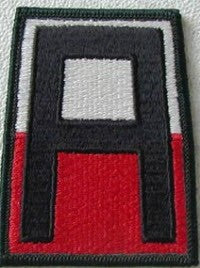 1ST ARMY PATCH