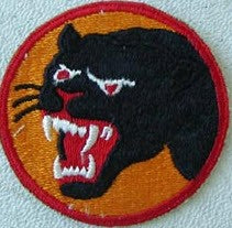 66TH INFANTRY DIVISION PATCH