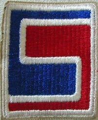 69TH INFANTRY DIVISION PATCH