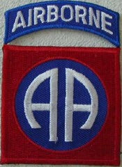 82ND AIRBORNE INFANTRY