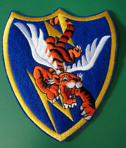 23RD FIGHTER GROUP SHOULDER PATCH