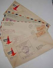 1930S FIRST FLIGHT AIR MAIL COVERS