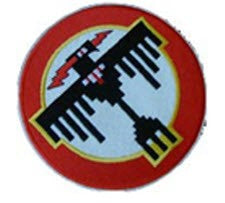 WW II DOOLITTLE RAIDERS - 34TH BOMBARDMENT SQD. PATCH