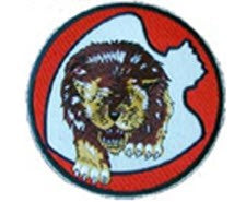 WW II DOOLITTLE RAIDERS - 37TH BOMBARDMENT SQD. PATCH