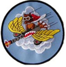 WWII TUSKEGEE FIGHTER. SQUADRON PATCH. - 301ST