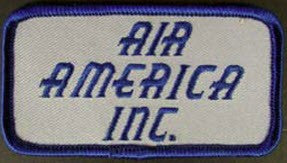 AIR AMERICA PILOT WINGS AND SHOULDER PATCH