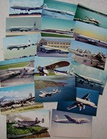PAN AMERICAN AIRLINES POSTCARD SETS