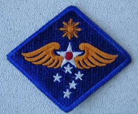 WW II FAR EASTERN AIR FORCE SHOULDER PATCH