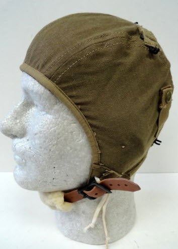 GENUINE ARMY AIR CORPS SUMMER FLYING HELMET-MINT