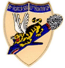 74TH FIGHTER SQUADRON PATCH