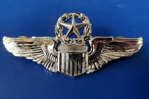 AAF COMMAND PILOT WINGS