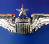 AAF SENIOR PILOT WINGS