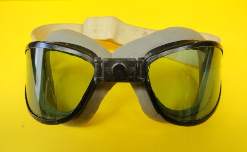 CHAS. FISCHER SKYWAYS FLYING GOGGLES