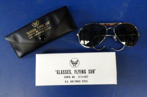 AVIATOR SUNGLASSES WWII TYPE