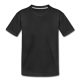 Toddler Premium T-Shirt - black