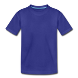 Toddler Premium T-Shirt - royal blue
