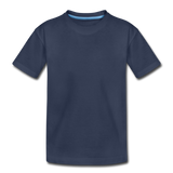 Toddler Premium T-Shirt - navy