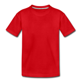 Toddler Premium T-Shirt - red