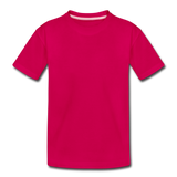 Toddler Premium T-Shirt - dark pink