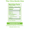 Load image into Gallery viewer, The Citra Bomb One - 12 pack