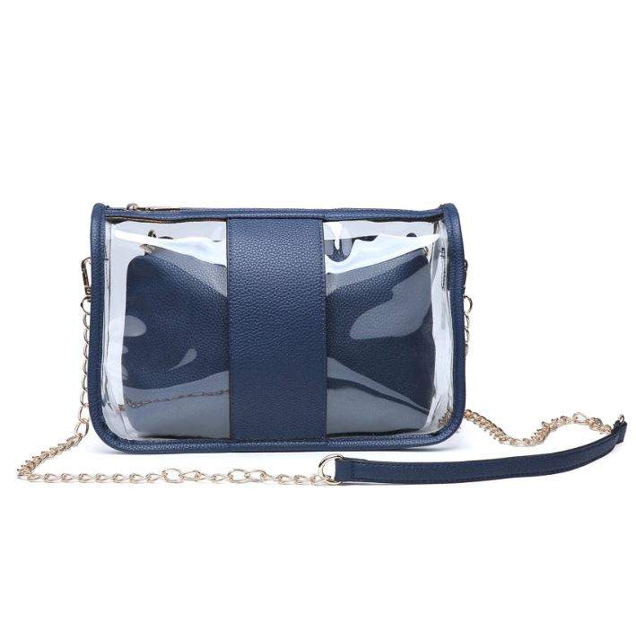 Clear Stadium Purse