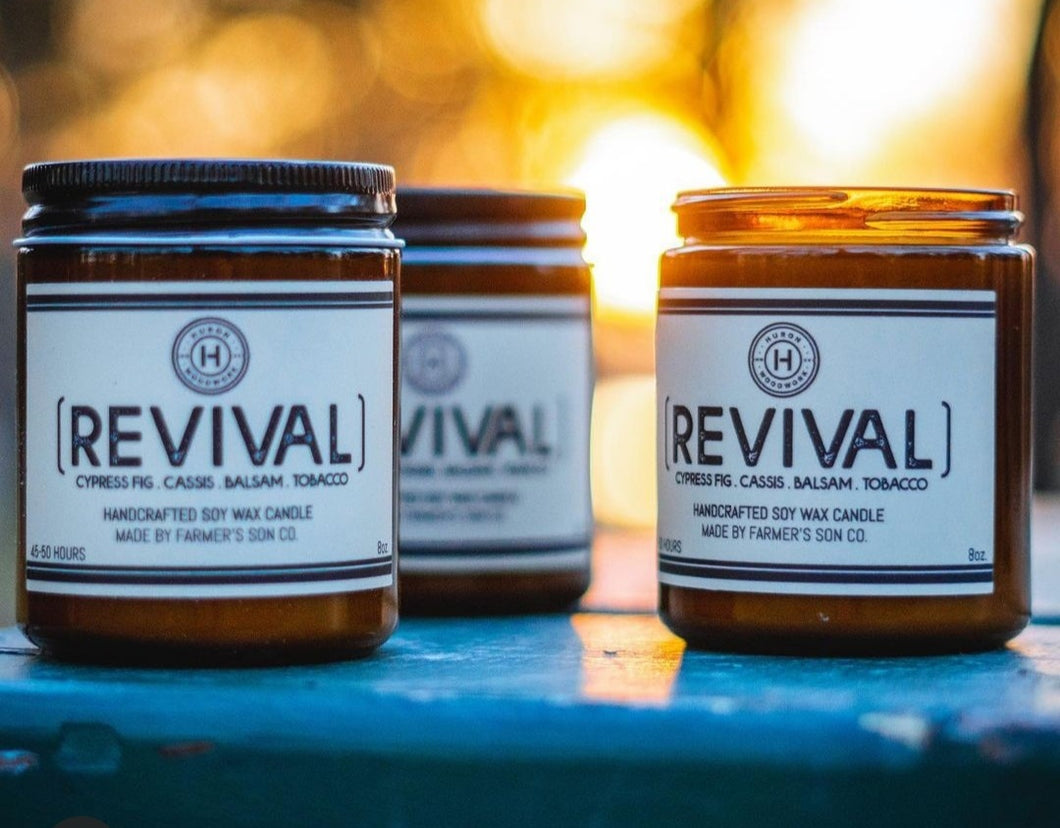 Revival Candle