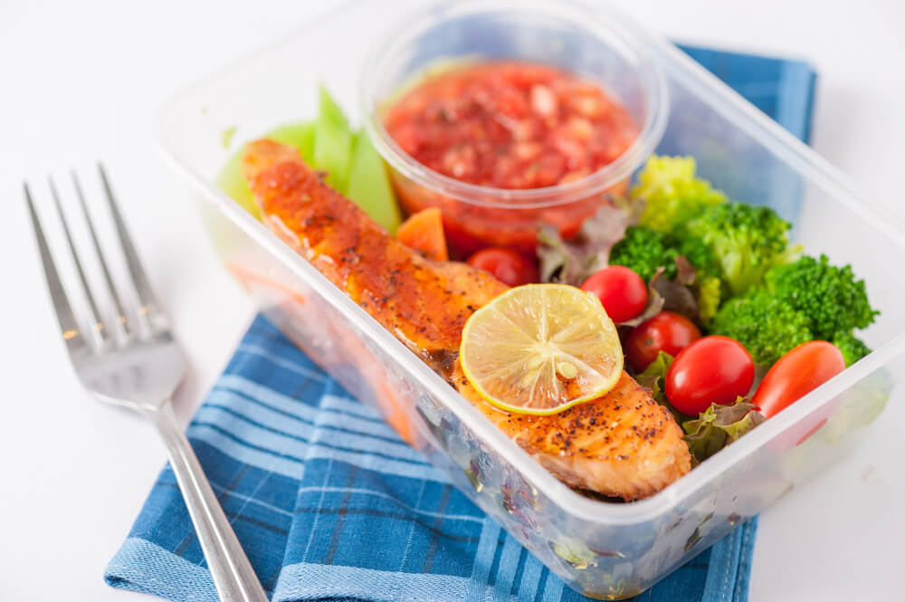 Save time and money with meal preparation