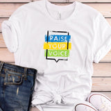 Raise Your Voice Women's T-Shirt