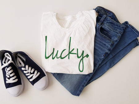 Not Lucky Just Blessed T-Shirt