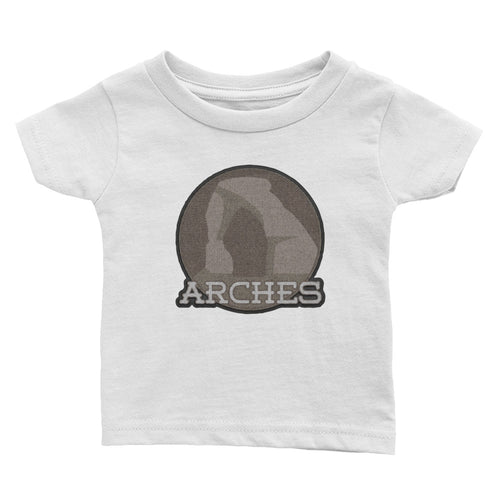 Arches Badge Toddler Tee