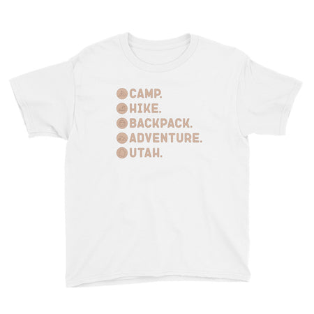 Lead Your Tribe Youth (8-12 YR) T-Shirt