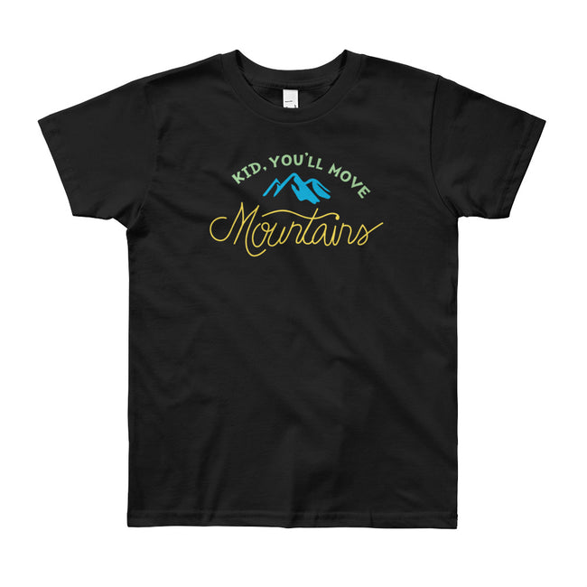 You'll Move Mountains Youth (8-12 YR) T-Shirt