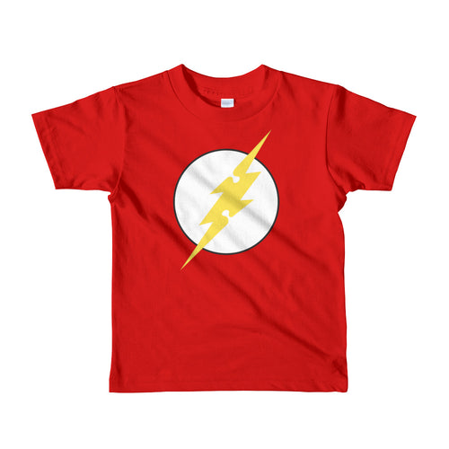 Wear this red shirt Flash Hero Autism Awareness Hero t-shirt.