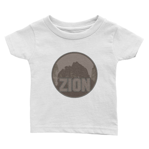 Zion Toddler Tee