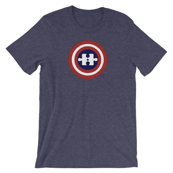 Captain American Hero Unisex T-Shirt