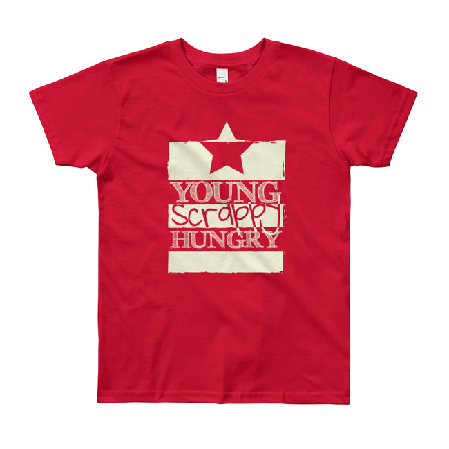 Young Scrappy Hungry Youth (8-12 yr) T-Shirt