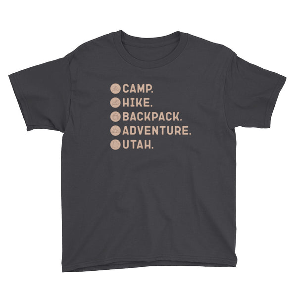 Enjoy Utah Youth T-Shirt