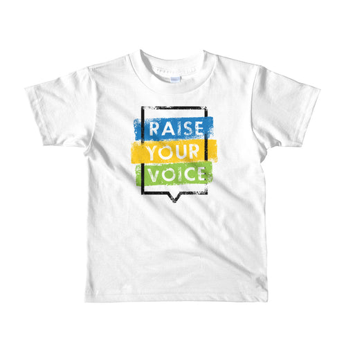 Raise Your Voice Youth (2-6 YR) T-Shirt