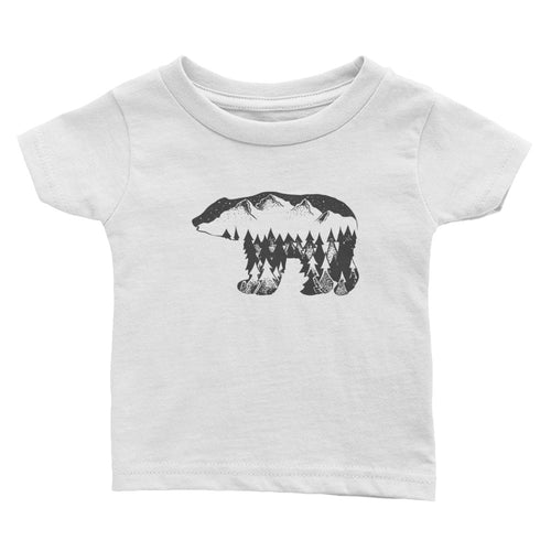 Wild Bear Toddler T-Shirt