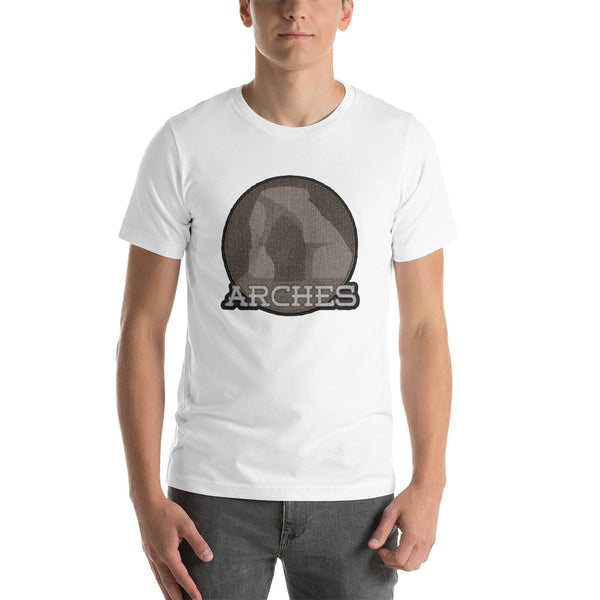 Arches Badge T-Shirt