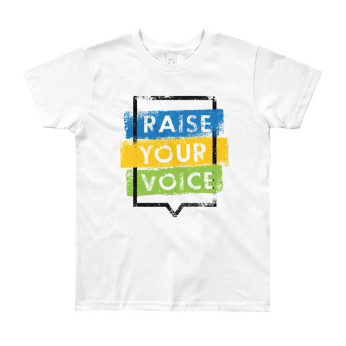 Raise Your Voice Youth (8-12 YR) T-Shirt