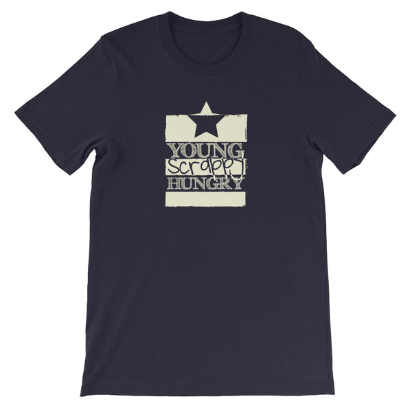 Young Scrappy Hungry Unisex T-Shirt