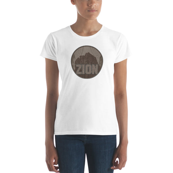 Zion Utah Women's T-Shirt