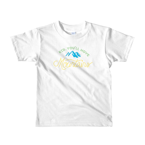 You'll Move Mountains Youth (2-6 YR) T-Shirt