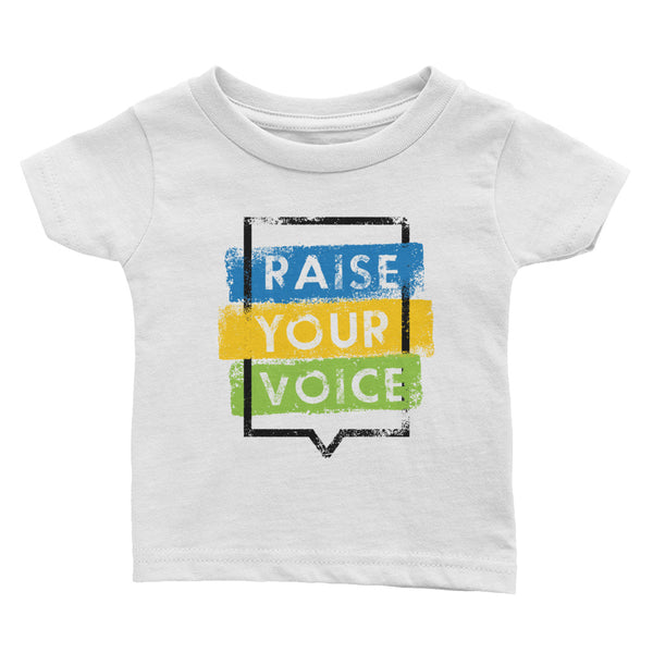Raise Your Voice Toddler T-Shirt