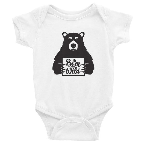 Born To Be Wild Onsie