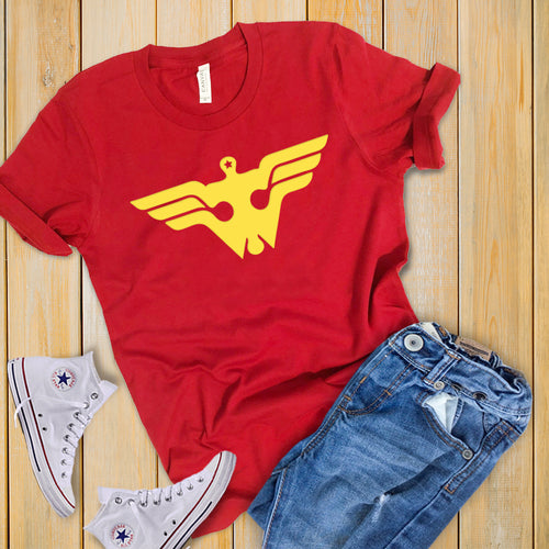Wonder Woman Autism Hero Youth (8-12 YR) T-Shirt