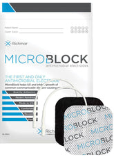 MicroBlock Antimicrobial Electrodes 10/Case